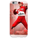 COVER MICHAEL SCHUMACHER FERRARI per iPhone 3g/3gs 4/4s 5/5s/c 6/6s Plus iPod Touch 4/5/6 iPod nano 7