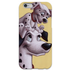 COVER LA CARICA DEI 101 per iPhone 3g/3gs 4/4s 5/5s/c 6/6s Plus iPod Touch 4/5/6 iPod nano 7