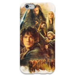 COVER LO HOBBIT per iPhone 3g/3gs 4/4s 5/5s/c 6/6s Plus iPod Touch 4/5/6 iPod nano 7