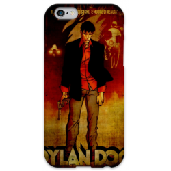 COVER DYLAN DOG per iPhone 3g/3gs 4/4s 5/5s/c 6/6s Plus iPod Touch 4/5/6 iPod nano 7