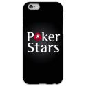 COVER POKER STARS per iPhone 3g/3gs 4/4s 5/5s/c 6/6s Plus iPod Touch 4/5/6 iPod nano 7