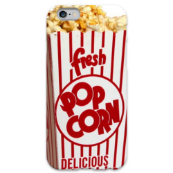 COVER POP CORN per iPhone 3g/3gs 4/4s 5/5s/c 6/6s Plus iPod Touch 4/5/6 iPod nano 7