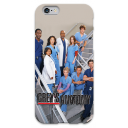 COVER GREY'S ANATOMY per iPhone 3g/3gs 4/4s 5/5s/c 6/6s Plus iPod Touch 4/5/6 iPod nano 7