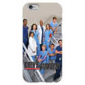 COVER GREY'S ANATOMY per iPhone 3g/3gs 4/4s 5/5s/c 6/6s Plus iPod Touch 4/5/6 iPod nano 7