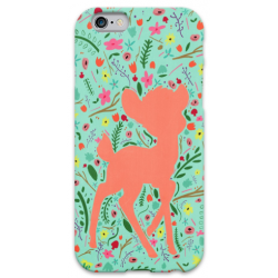 COVER BAMBI COOL per iPhone 3g/3gs 4/4s 5/5s/c 6/6s Plus iPod Touch 4/5/6 iPod nano 7