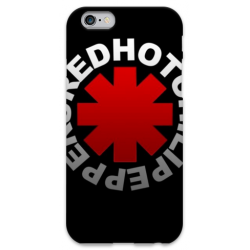 COVER Red Hot Chili Peppers per iPhone 3g/3gs 4/4s 5/5s/c 6/6s Plus iPod Touch 4/5/6 iPod nano 7
