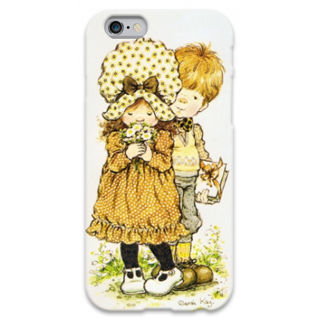 COVER HOLLY HOBBIE per iPhone 3g/3gs 4/4s 5/5s/c 6/6s Plus iPod Touch 4/5/6 iPod nano 7