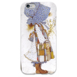 COVER HOLLY HOBBIE 2 per iPhone 3g/3gs 4/4s 5/5s/c 6/6s Plus iPod Touch 4/5/6 iPod nano 7