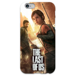 COVER THE LAST OF US per iPhone 3g/3gs 4/4s 5/5s/c 6/6s Plus iPod Touch 4/5/6 iPod nano 7