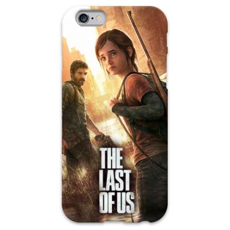 COVER THE LAST OF US per iPhone 3g/3gs 4/4s 5/5s/c 6/6s Plus iPod Touch 4/5/6 iPod nano 7