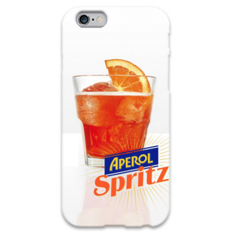 COVER SPRITZ per iPhone 3g/3gs 4/4s 5/5s/c 6/6s Plus iPod Touch 4/5/6 iPod nano 7
