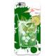 COVER MOJITO per iPhone 3g/3gs 4/4s 5/5s/c 6/6s Plus iPod Touch 4/5/6 iPod nano 7