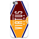 COVER VIRTUS ROMA BASKET per iPhone 3g/3gs 4/4s 5/5s/c 6/6s Plus iPod Touch 4/5/6 iPod nano 7