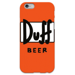 COVER DUFF BIRRA per iPhone 3g/3gs 4/4s 5/5s/c 6/6s Plus iPod Touch 4/5/6 iPod nano 7