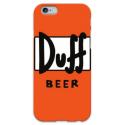 COVER DUFF BIRRA per iPhone 3g/3gs 4/4s 5/5s/c 6/6s Plus iPod Touch 4/5/6 iPod nano 7