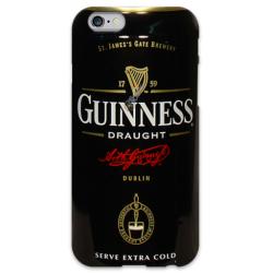 COVER GUINNESS BIRRA per iPhone 3g/3gs 4/4s 5/5s/c 6/6s Plus iPod Touch 4/5/6 iPod nano 7