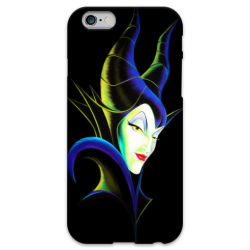 COVER STREGA MALEFICA per iPhone 3g/3gs 4/4s 5/5s/c 6/6s Plus iPod Touch 4/5/6 iPod nano 7