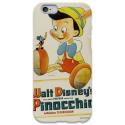 COVER PINOCCHIO per iPhone 3g/3gs 4/4s 5/5s/c 6/6s Plus iPod Touch 4/5/6 iPod nano 7