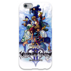 COVER KINGDOM HEARTS per iPhone 3g/3gs 4/4s 5/5s/c 6/6s Plus iPod Touch 4/5/6 iPod nano 7