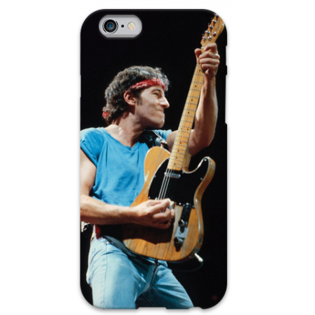 COVER SPRINGSTEEN per iPhone 3g/3gs 4/4s 5/5s/c 6/6s Plus iPod Touch 4/5/6 iPod nano 7