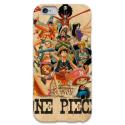 COVER ONE PIECE per iPhone 3g/3gs 4/4s 5/5s/c 6/6s Plus iPod Touch 4/5/6 iPod nano 7