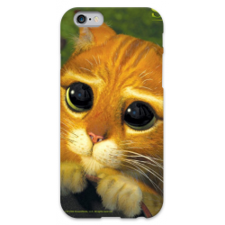 COVER GATTO SHREK per iPhone 3g/3gs 4/4s 5/5s/c 6/6s Plus iPod Touch 4/5/6 iPod nano 7