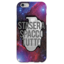 COVER STASERA SPACCO TUTTO per iPhone 3g/3gs 4/4s 5/5s/c 6/6s Plus iPod Touch 4/5/6 iPod nano 7