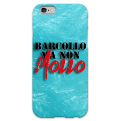 COVER BARCOLLO MA NON MOLLO per iPhone 3g/3gs 4/4s 5/5s/c 6/6s Plus iPod Touch 4/5/6 iPod nano 7
