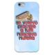 COVER SE VOLEVO PIACERE ATUTTI NASCEVO NUTELLA per iPhone 3g/3gs 4/4s 5/5s/c 6/6s Plus iPod Touch 4/5/6 iPod nano 7