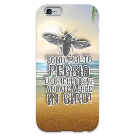 COVER SONO MOLTO PEGGIO DI QUELLO CHE ANDATE A DIRE IN GIRO per iPhone 3g/3gs 4/4s 5/5s/c 6/6s Plus iPod Touch 4/5/6 iPod nano 7