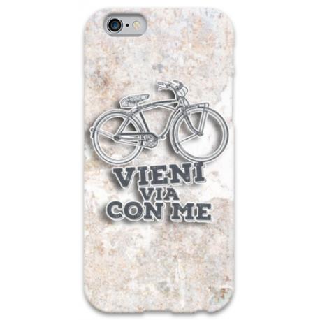 COVER VIENI VIA CON ME per iPhone 3g/3gs 4/4s 5/5s/c 6/6s Plus iPod Touch 4/5/6 iPod nano 7