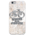 COVER VIENI VIA CON ME per iPhone 3g/3gs 4/4s 5/5s/c 6/6s Plus iPod Touch 4/5/6 iPod nano 7
