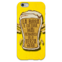 COVER LA BIRRA è CULTURA per iPhone 3g/3gs 4/4s 5/5s/c 6/6s Plus iPod Touch 4/5/6 iPod nano 7