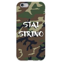 COVER STAI SERENO per iPhone 3g/3gs 4/4s 5/5s/c 6/6s Plus iPod Touch 4/5/6 iPod nano 7