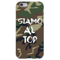 COVER SIAMO AL TOP per iPhone 3g/3gs 4/4s 5/5s/c 6/6s Plus iPod Touch 4/5/6 iPod nano 7