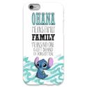 COVER STITCH OHANA per iPhone 3g/3gs 4/4s 5/5s/c 6/6s Plus iPod Touch 4/5/6 iPod nano 7