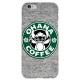 COVER STITCH OHANA COFFE per iPhone 3g/3gs 4/4s 5/5s/c 6/6s Plus iPod Touch 4/5/6 iPod nano 7