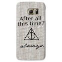 COVER HARRY POTTER ALWAYS per SAMSUNG GALAXY SERIE S, S MINI, A, J, NOTE, ACE, GRAND NEO, PRIME, CORE, MEGA
