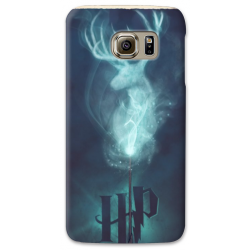 COVER HARRY POTTER CERVO PATRONUS per SAMSUNG GALAXY SERIE S, S MINI, A, J, NOTE, ACE, GRAND NEO, PRIME, CORE, MEGA