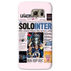 COVER SOLO INTER GAZZETTA per SAMSUNG GALAXY SERIE S, S MINI, A, J, NOTE, ACE, GRAND NEO, PRIME, CORE, MEGA