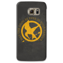 COVER HUNGER GAMES per SAMSUNG GALAXY SERIE S, S MINI, A, J, NOTE, ACE, GRAND NEO, PRIME, CORE, MEGA