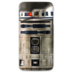 COVER R2-D2 STAR WARS per SAMSUNG GALAXY SERIE S, S MINI, A, J, NOTE, ACE, GRAND NEO, PRIME, CORE, MEGA