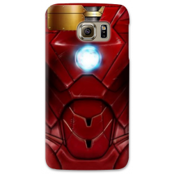 COVER IRON MAN ARMATURA per SAMSUNG GALAXY SERIE S, S MINI, A, J, NOTE, ACE, GRAND NEO, PRIME, CORE, MEGA