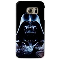 COVER STAR WARS DARTH VADER per SAMSUNG GALAXY SERIE S, S MINI, A, J, NOTE, ACE, GRAND NEO, PRIME, CORE, MEGA