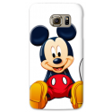 COVER TOPOLINO MICKEY per SAMSUNG GALAXY SERIE S, S MINI, A, J, NOTE, ACE, GRAND NEO, PRIME, CORE, MEGA