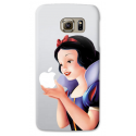 COVER BIANCANEVE APPLE per SAMSUNG GALAXY SERIE S, S MINI, A, J, NOTE, ACE, GRAND NEO, PRIME, CORE, MEGA