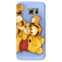 COVER WINNIE THE POOH E TIGRO per SAMSUNG GALAXY SERIE S, S MINI, A, J, NOTE, ACE, GRAND NEO, PRIME, CORE, MEGA